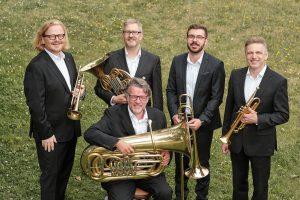Musiker von Rotary Brass e.V.